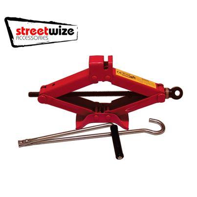 Streetwize Streetwize 1 Tonne Scissor Jack