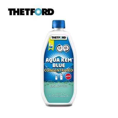 Thetford Thetford Aqua Kem Eucalyptus Blue Concentrate - 780ml