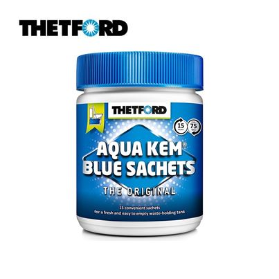 Thetford Thetford Aqua Kem Blue Toilet Sachets