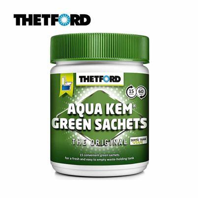 Thetford Thetford Aqua Kem Green Toilet Sachets