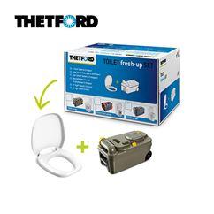 Thetford Toilet C200 Toilet Fresh Up Set