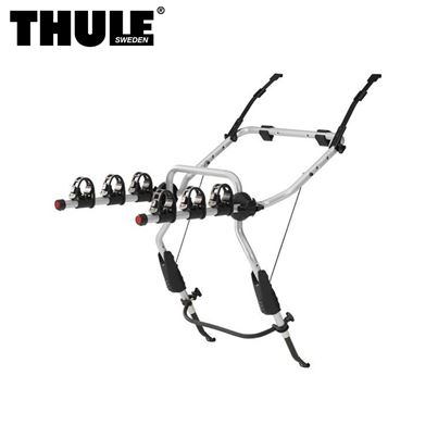 Thule Thule ClipOn 9104 Rear Mounted 3 Cycle Carrier