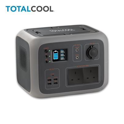 Totalcool Totalpower 500 Portable Lithium Battery Power Station