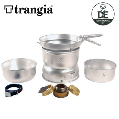 Trangia Trangia Stoves 27 Series Ultralight: 27-1 To 27-8