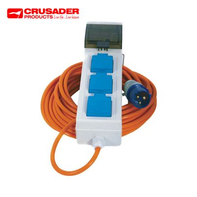 Crusader Mobile Mains Power Unit 230V 10A