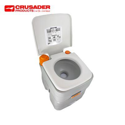 Crusader Crusader PortaPro 20L Camping Toilet