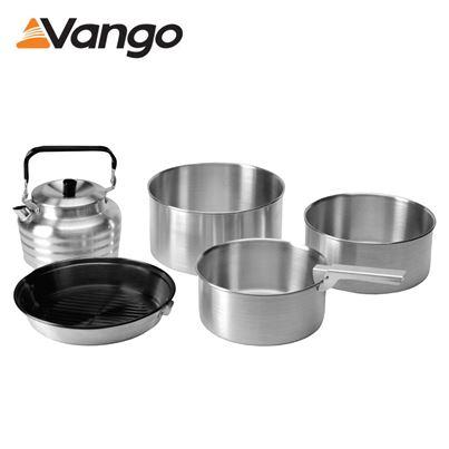 Vango Vango Aluminium Cook Set
