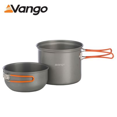Vango Vango Hard Anodised 1 Person Cook Kit