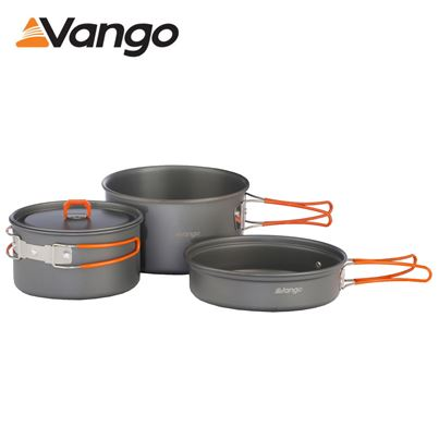 Vango Vango Hard Anodised Adventure Cook Kit