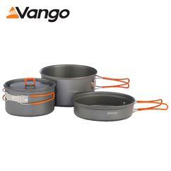 Vango Hard Anodised Adventure Cook Kit