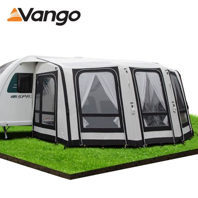 Vango Vango Tuscany 380 Caravan Air Awning - 2021 Model