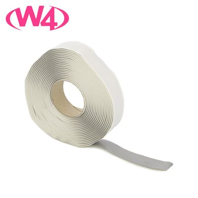 W4 W4 White Mastic Sealing Strip 19mm x 5m