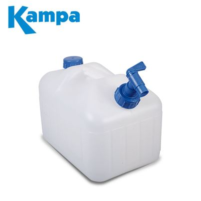 Kampa Dometic Kampa Splash Water Carrier With Swivel Tap