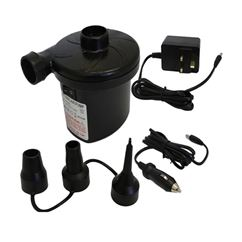 240V/12V Dual Electric Pump - Air Beds & Inflatables