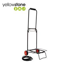 Yellowstone Folding Festival Trolley